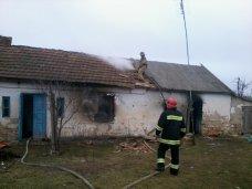 На севере Крыма на пожаре погиб селянин