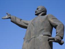 В Крыму предложили создать музей памятников Ленину под открытым небом