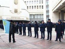 Митинг в Симферополе охраняли более 500 милиционеров