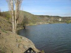 Симферопольское водохранилище пополнилось водой до 15 млн. кубометров