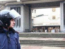 Милиция призывает крымчан сохранять спокойствие