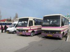 По направлению в Симферополь отменили движение пригородных и междугородних автобусов