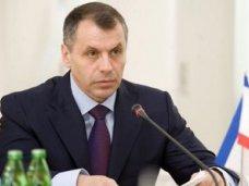 Крым не собирается отсоединяться от Украины, – Константинов