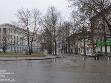 Ночью в центре Симферополя звучали выстрелы