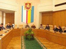 Президиум Верховной Рады АРК собирается на экстренное заседание