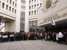Родственникам погибших у стен крымского парламента окажут помощь