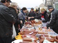 На ярмарке в Евпатории продали более 35 тонн продукции