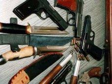 В Крыму стартовал месячник по сдаче оружия