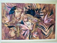 В Севастополе открылась персональная выставка местной художницы
