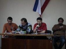 В Симферополе журналисты организовали информационное интернет-ополчение
