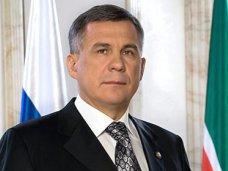 В Крым прибыл президент Татарстана