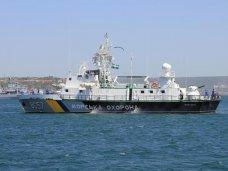 Пограничные корабли из Крыма передислоцированы в Одессу