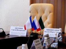 Крым подписал договор о сотрудничестве с Татарстаном