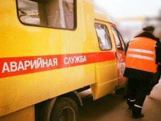 В Евпатории произошла утечка газа в автомобиле