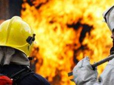 В Севастополе на пожаре погибли два ребенка
