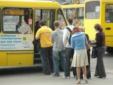 В некоторых маршрутках Симферополя подорожал проезд