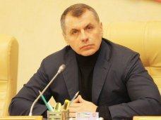 Председатель Верховной Рады АРК обратился к крымчанам