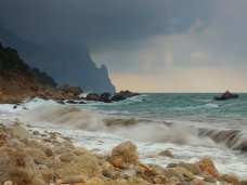 На предстоящей неделе в Крыму будет холодно