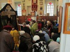 В Белогорске помолились за мир