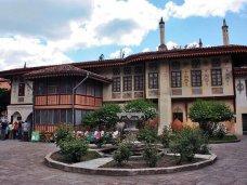 Приостановлена работа по внесению Бахчисарайского заповедника в список ЮНЕСКО