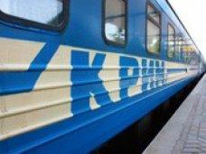 Поезда в крымском направлении и обратно курсируют бесперебойно