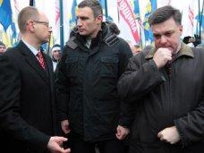 Украинских лидеров хотят объявить в Крыму персонами нон-грата