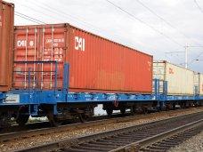 В Крыму железнодорожные грузоперевозки осуществляются без перебоев