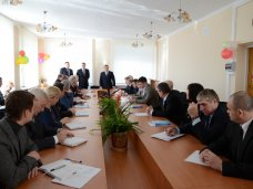 На предприятии «Вода Крыма» новый директор