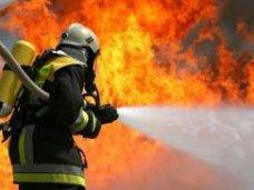 На пожаре в Крыму погибли два человека