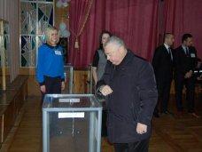 Выбор на референдуме в Симферополе сделал первый вице-спикер