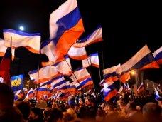 За вхождение Крыма в состав России проголосовало 93% крымчан, – экзит-полл