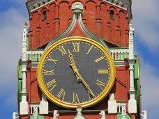 Крым переходит на московское время с 30 марта