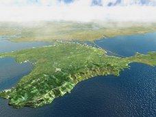 Парламент установил границы Крыма