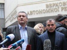 Спикер и премьер Крыма подпишут договор о вступлении в Россию