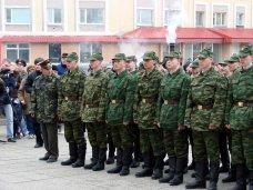 Крымские призывники будут служить в своем регионе до 2016 года