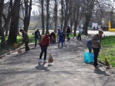 В Симферополе проведут двухмесячник чистоты