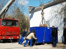 Феодосия получила от России электрогенераторы