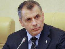 Спикер Крыма получит паспорт РФ в торжественной обстановке