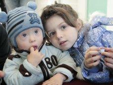 В Крыму ежегодно рождается около 30 детей с синдромом Дауна