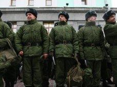 В Крыму приостановлена отправка солдатов-срочников на Украину