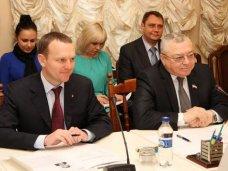 Первый вице-спикер парламента Крыма встретился с делегацией ООН