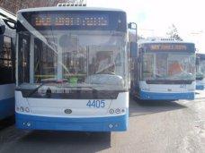 Крымские троллейбусы будут обеспечены электричеством в первоочередном порядке