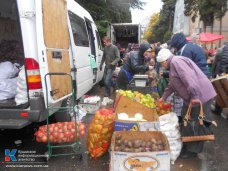 В Алуште пройдет весенняя ярмарка