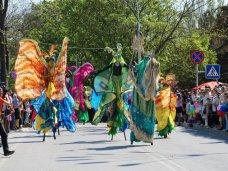 В Евпатории курортный сезон откроют Парадом эпох