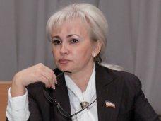 Вторым сенатором от Крыма в Совете РФ стала вице-премьер