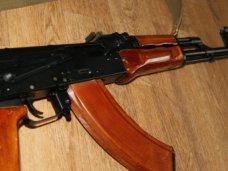 В Крыму задержали местного жителя с автоматом