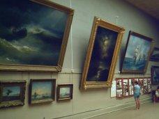 В музее Феодосии опровергли информацию о вывозе картин Айвазовского в Эрмитаж