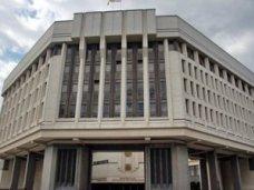 Парламент Крыма получит право принимать законы