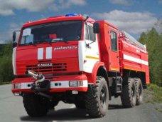 МЧС Ялты получило пожарную автоцистерну