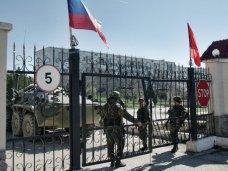 Сегодня Крым покинет воинская часть из Бельбека